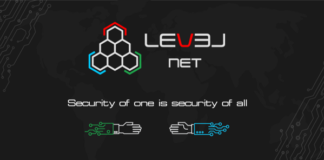 LevelNet is a secure blockchain based network.