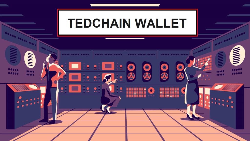 Tedchain wallet