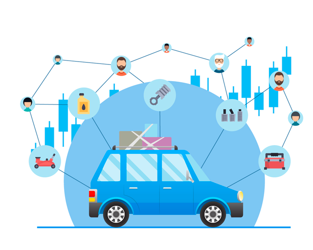 Cryptocurrency For Car Purchases To Be Possible In 2019