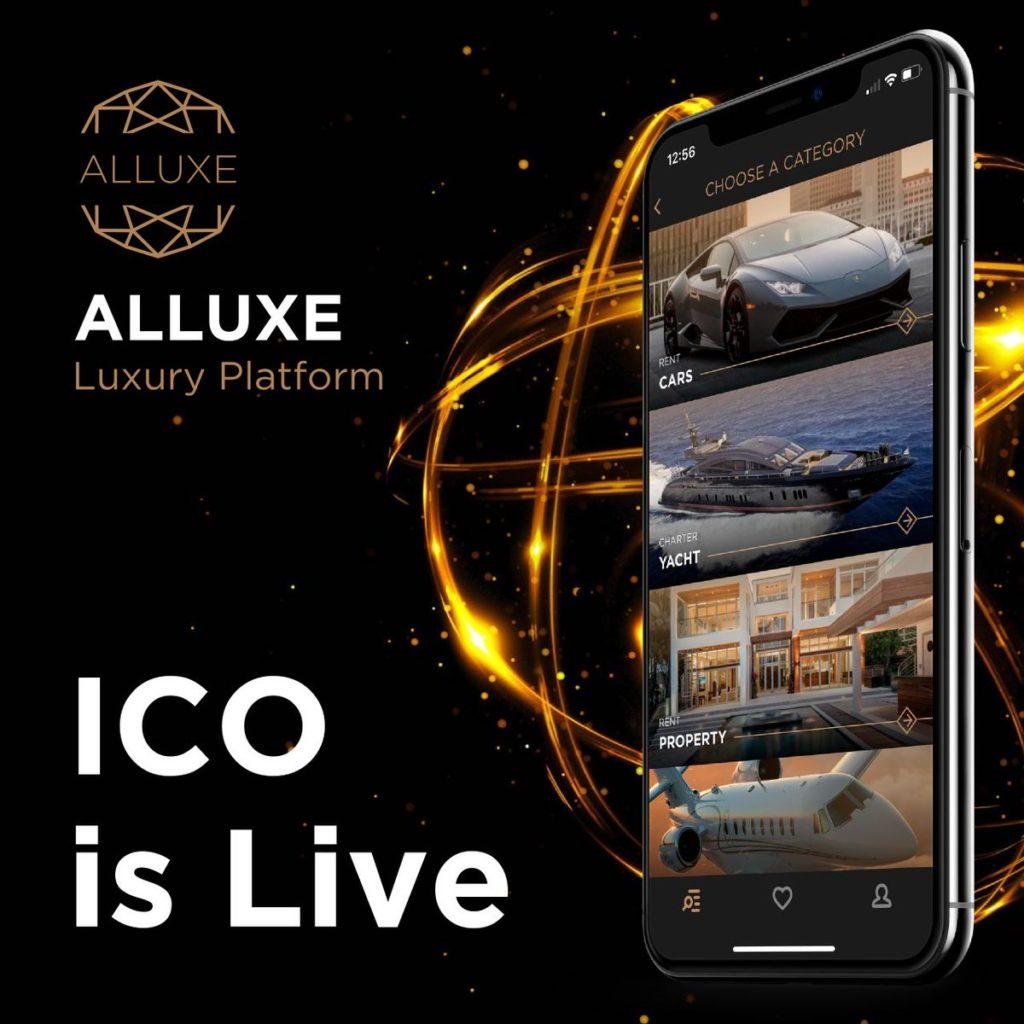 Alluxe Luxury Platform