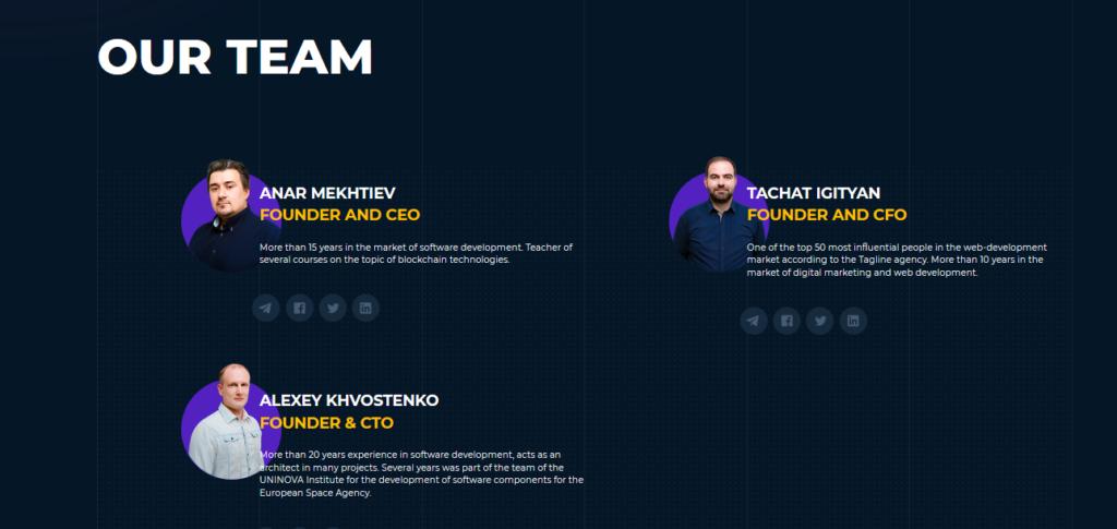 Destream Team