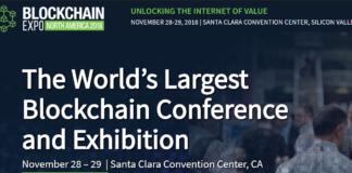 Die 2018 Blockchain Expo findet im Silicon Valley CA, Nordamerika6 statt