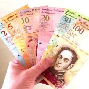 Venezuela Issues A New Fiat Currency