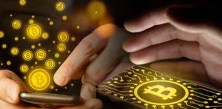 Bitcoins Hashpower geht auf