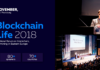 Conferência de vida Blockchain, 2018