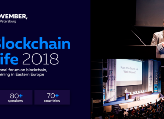 Konference Blockchain Life, 2018