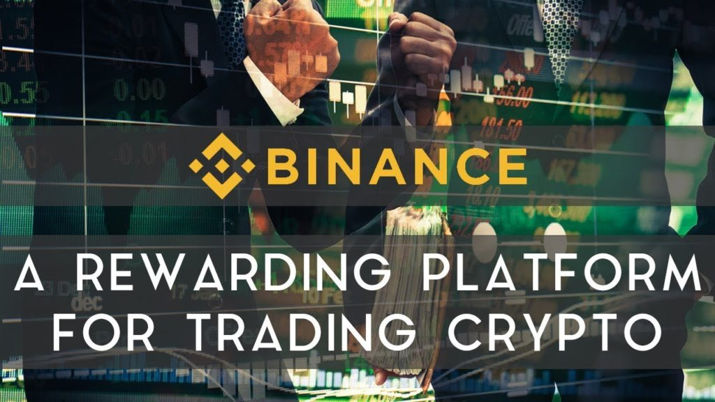 Crypto Trading On Binance