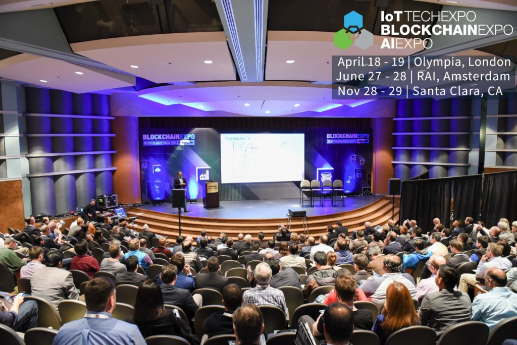 The 2018 Blockchain Expo to Take Place in Silicon Valley CA, North America3