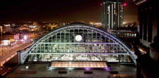Crypto-Investoren zeigen Manchester Central
