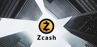 "Concept of ""Zcash"" a Cryptocurrency secured chain Digital money"
