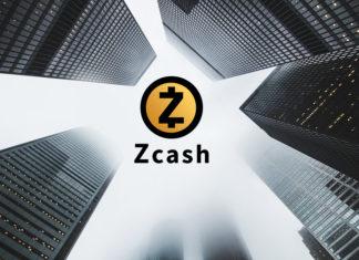 """Koncept """"Zcash"""" a kryptoměny zabezpečeného řetězce Digitální peníze"""