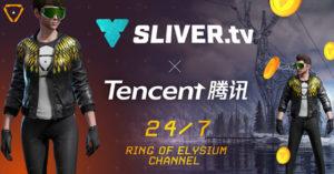 tencent and slivertv