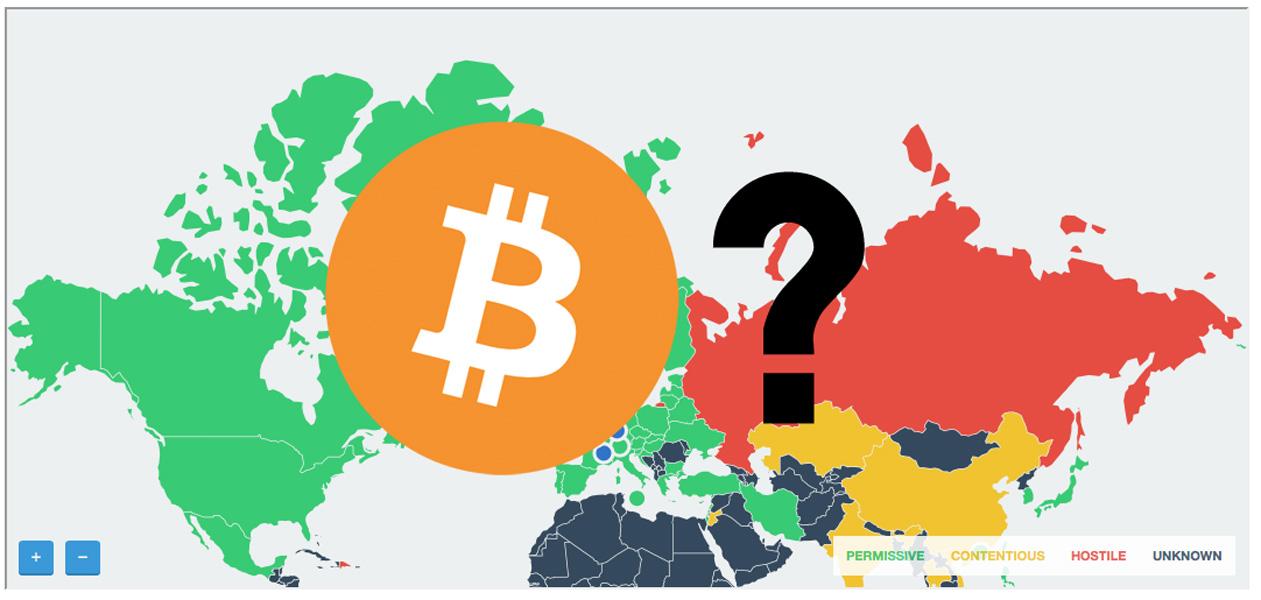 Ist Bitcoin Legal