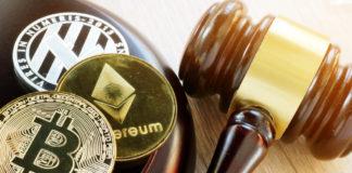 Crypto regulering