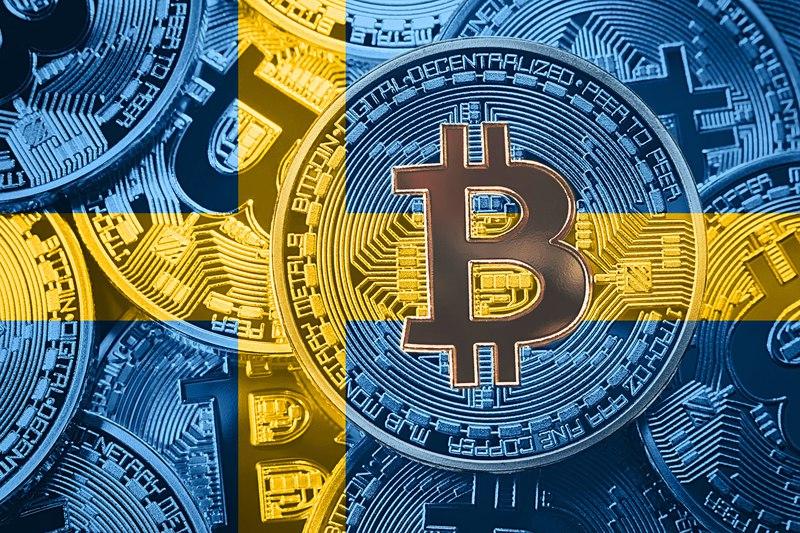 Sweden crypto