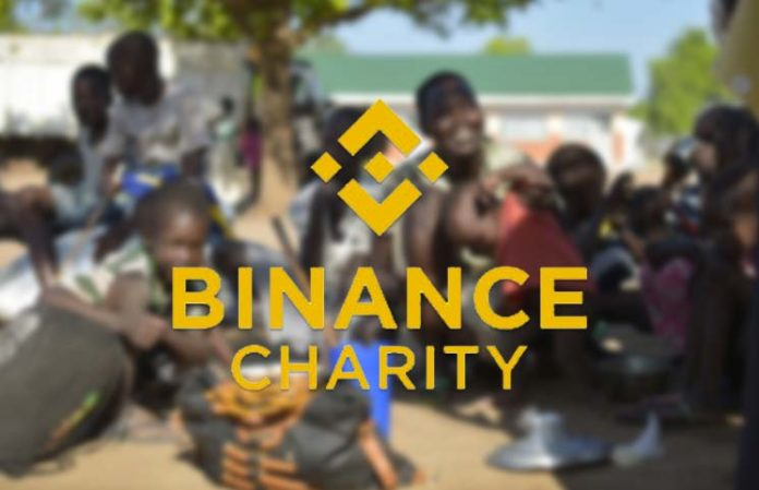 Binance Charity