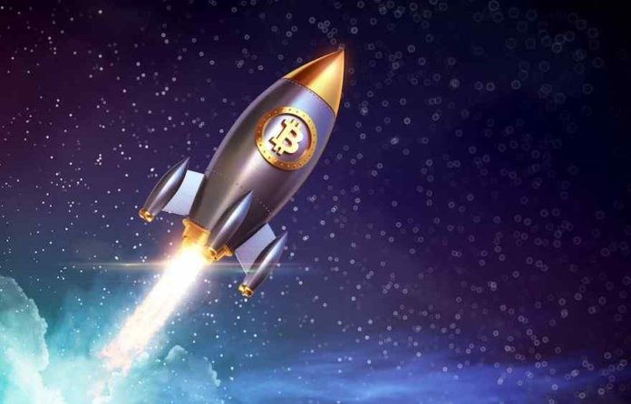 Bitcoin Price Defies The Laws Of Gravity
