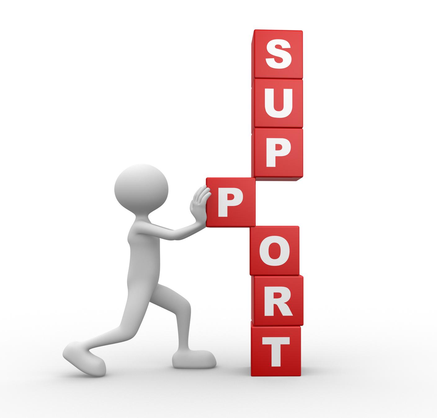 mbështetje